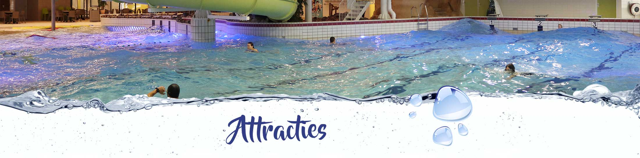 Attracties Swimfun Joure
