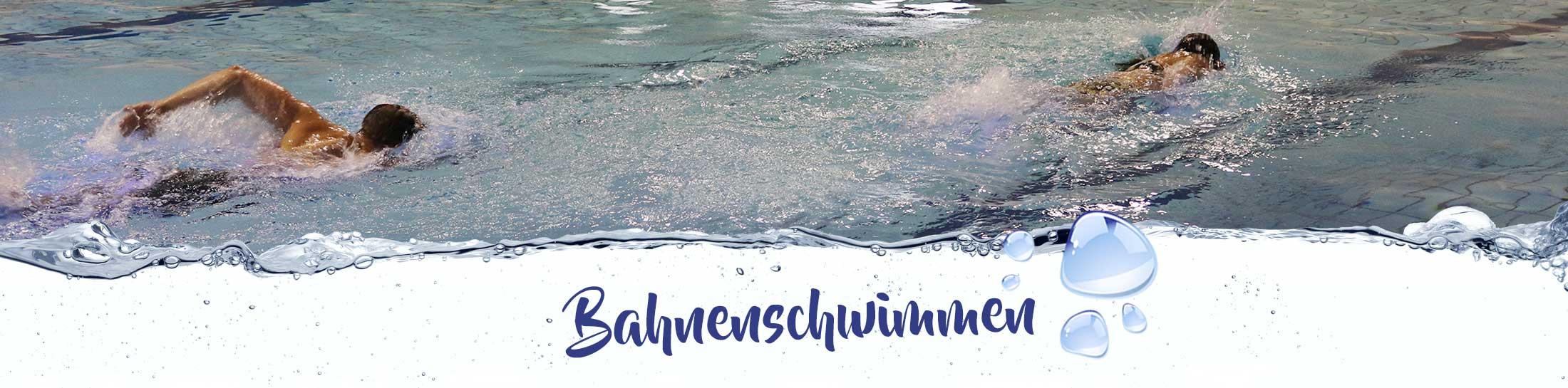 Bahnenschwimmen Swimfun Joure