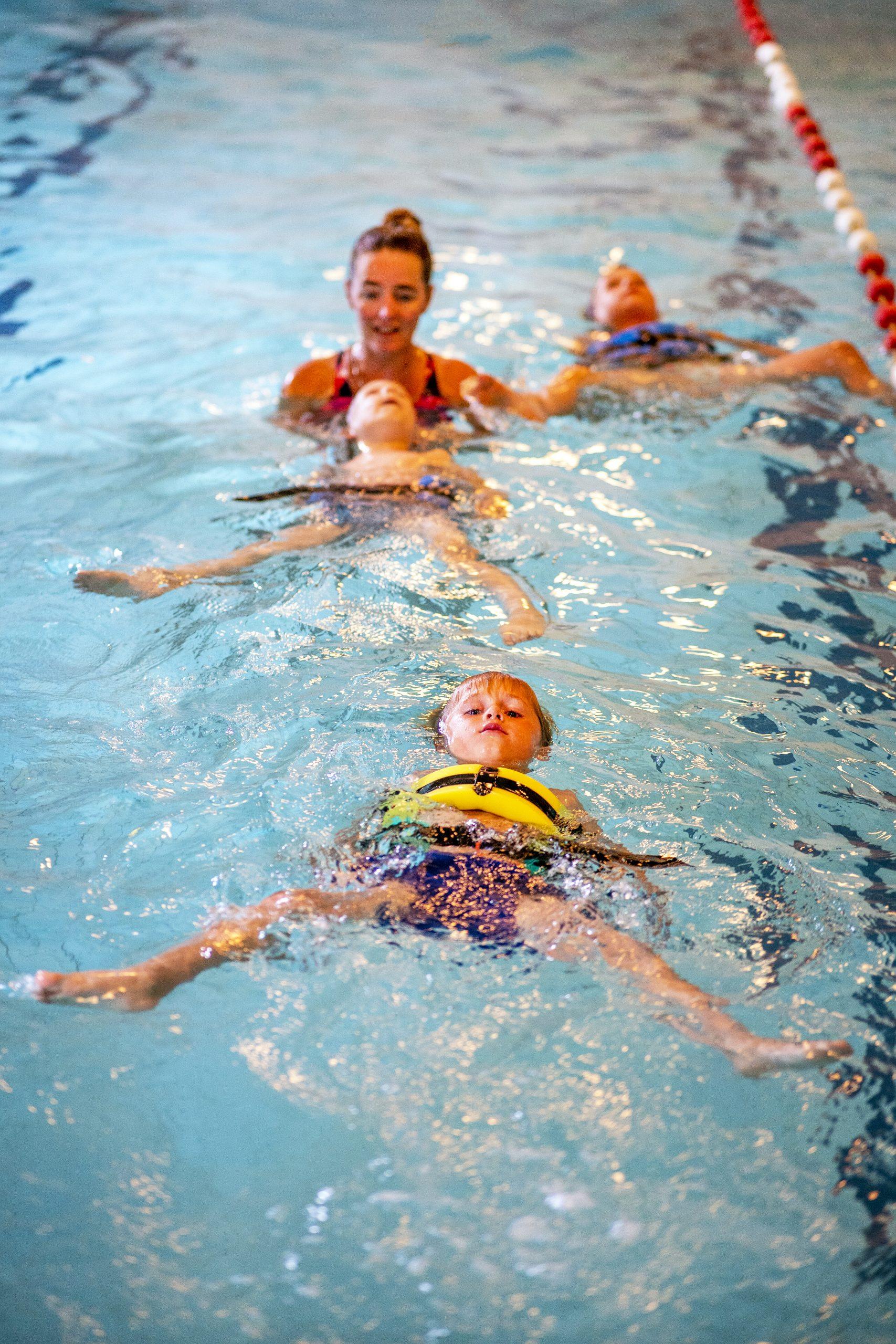 zwemles joure